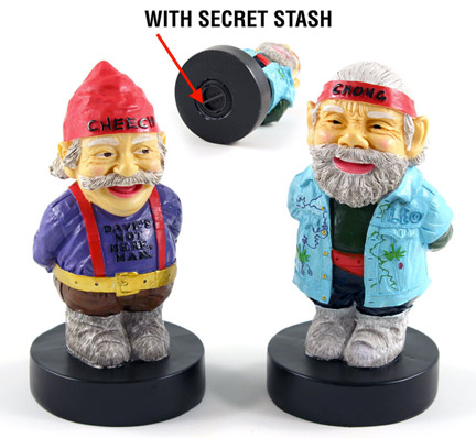 Cheech and Chong garden gnomes