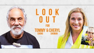 Tommy Chong Cheryl Shuman Seattle CannaCon