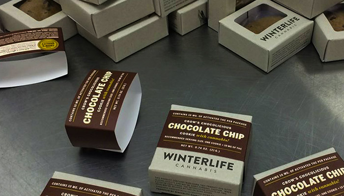 Winterlife Cannabis Seattle Cookies