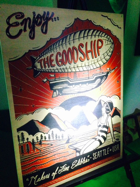 The Goodship Company poster