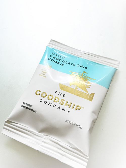 The Goodship Company packaging front
