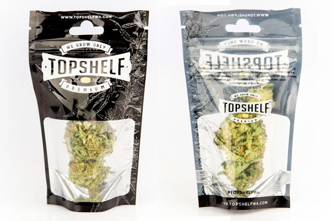 Online Marijuana Design: Top Shelf