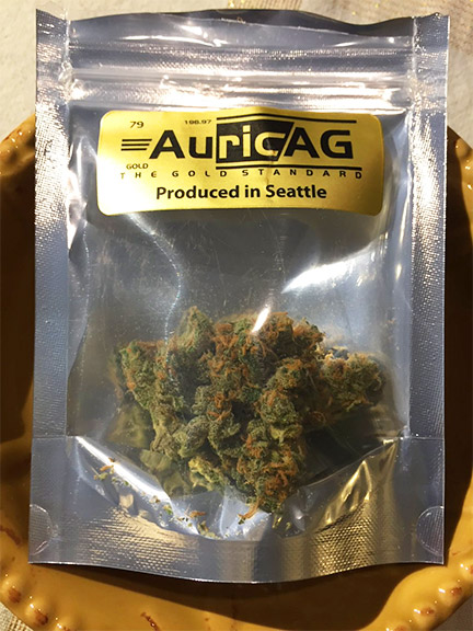 Marijuana review AuricAg Snoops Dream