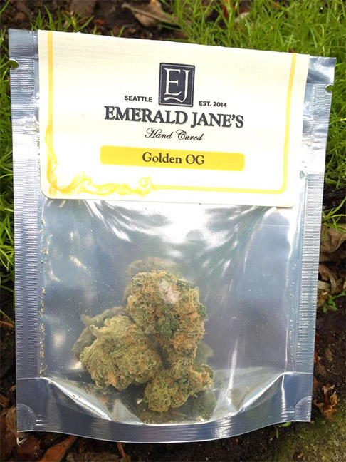 Emerald Janes Golden OG