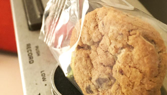 Edible Review: Oatmeal Cookie by Magic Kitchen